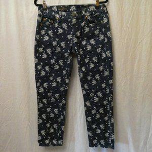 J. Crew Chopped Matchstick Crop Jeans